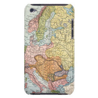 MAP: EUROPE, 1885 iPod TOUCH CASE