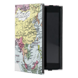 MAP: EUROPE IN ASIA COVER FOR iPad MINI
