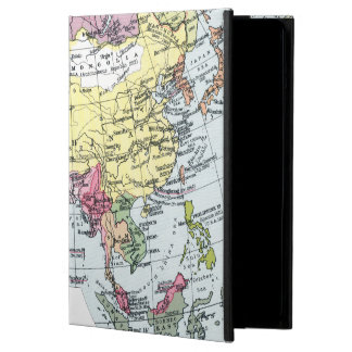 MAP: EUROPE IN ASIA iPad AIR CASES