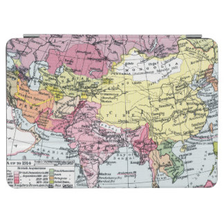 MAP: EUROPE IN ASIA iPad AIR COVER