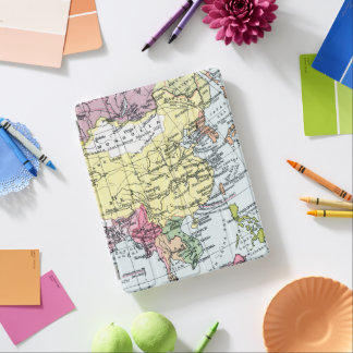 MAP: EUROPE IN ASIA iPad COVER