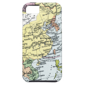 MAP: EUROPE IN ASIA iPhone 5 CASE