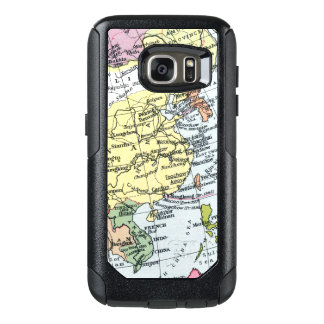 MAP: EUROPE IN ASIA OtterBox SAMSUNG GALAXY S7 CASE