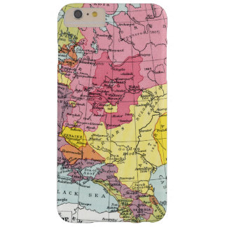 MAP: EXPANSION OF RUSSIA BARELY THERE iPhone 6 PLUS CASE