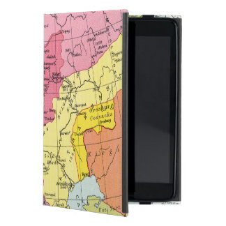 MAP: EXPANSION OF RUSSIA CASE FOR iPad MINI