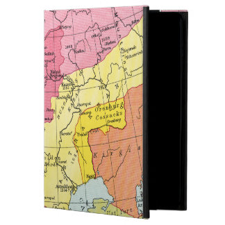 MAP: EXPANSION OF RUSSIA iPad AIR COVER