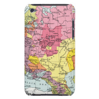 MAP: EXPANSION OF RUSSIA iPod TOUCH COVERS
