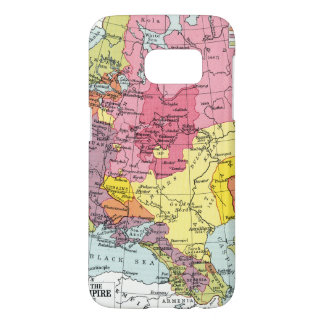 MAP: EXPANSION OF RUSSIA SAMSUNG GALAXY S7 CASE