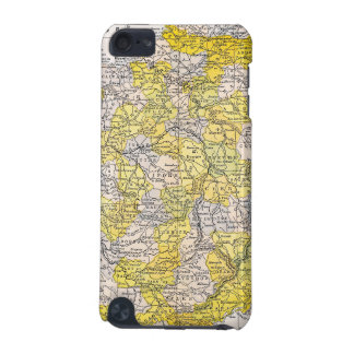 MAP: FRANCE iPod TOUCH (5TH GENERATION) COVERS