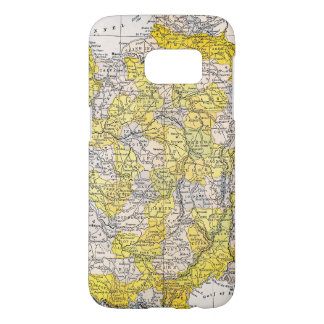 MAP: FRANCE SAMSUNG GALAXY S7 CASE