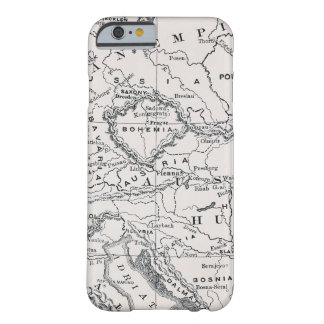 MAP: GERMANY AND AUSTRIA BARELY THERE iPhone 6 CASE
