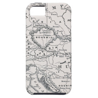 MAP: GERMANY AND AUSTRIA CASE FOR THE iPhone 5