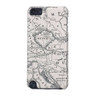 MAP: GERMANY AND AUSTRIA iPod TOUCH 5G CASES