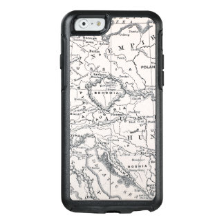 MAP: GERMANY AND AUSTRIA OtterBox iPhone 6/6S CASE