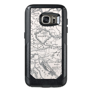 MAP: GERMANY AND AUSTRIA OtterBox SAMSUNG GALAXY S7 CASE