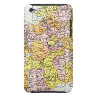 MAP: IRELAND, c1890 iPod Case-Mate Cases