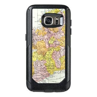 MAP: IRELAND, c1890 OtterBox Samsung Galaxy S7 Case