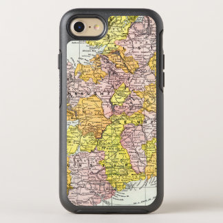 MAP: IRELAND, c1890 OtterBox Symmetry iPhone 7 Case