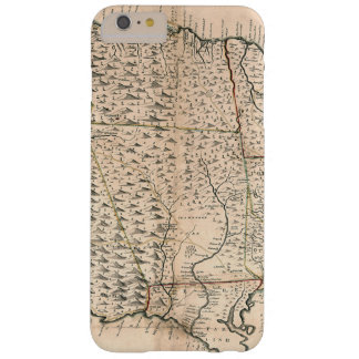 MAP: JAMAICA, 1755 2 BARELY THERE iPhone 6 PLUS CASE