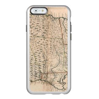 MAP: JAMAICA, 1755 2 INCIPIO FEATHER® SHINE iPhone 6 CASE