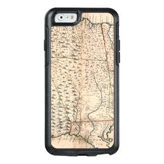 MAP: JAMAICA, 1755 2 OtterBox iPhone 6/6S CASE