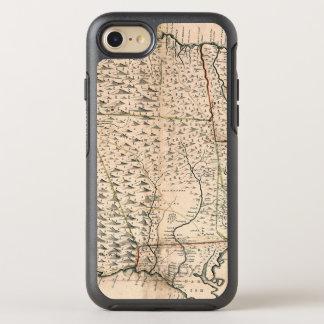 MAP: JAMAICA, 1755 2 OtterBox SYMMETRY iPhone 7 CASE