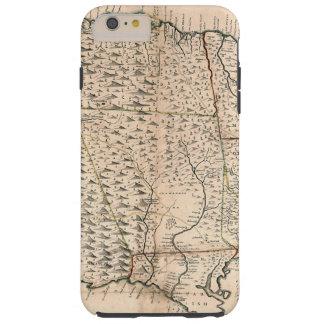 MAP: JAMAICA, 1755 2 TOUGH iPhone 6 PLUS CASE