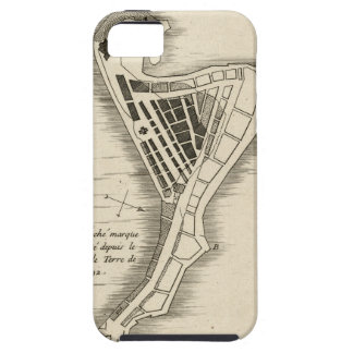 MAP: JAMAICA, 1755 iPhone 5 COVERS