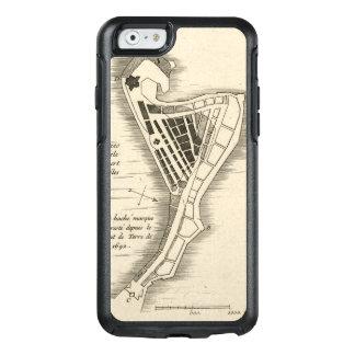 MAP: JAMAICA, 1755 OtterBox iPhone 6/6S CASE