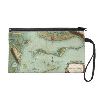 MAP: JAMAICA, 1756 WRISTLET