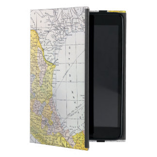 MAP: MEXICO CASES FOR iPad MINI