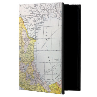 MAP: MEXICO COVER FOR iPad AIR