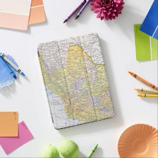 MAP: MEXICO iPad AIR COVER