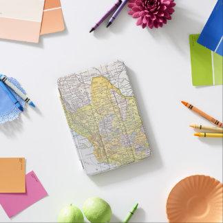 MAP: MEXICO iPad MINI COVER