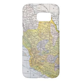 MAP: MEXICO SAMSUNG GALAXY S7 CASE