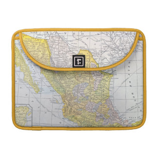 MAP: MEXICO SLEEVE FOR MacBook PRO