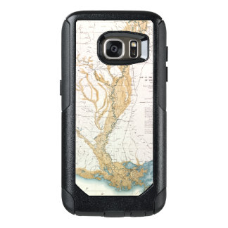 MAP: MISSISSIPPI RIVER, 1861 OtterBox SAMSUNG GALAXY S7 CASE