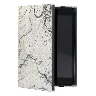 MAP: NORTH PACIFIC CASE FOR iPad MINI