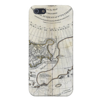 MAP: NORTH PACIFIC CASE FOR iPhone 5/5S