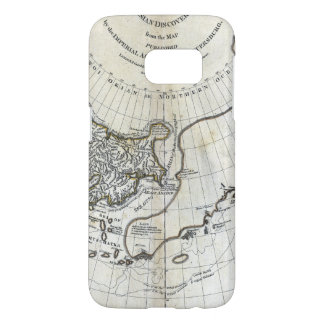 MAP: NORTH PACIFIC SAMSUNG GALAXY S7 CASE