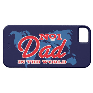 Map Number 1 Dad iPhone 5 Cover