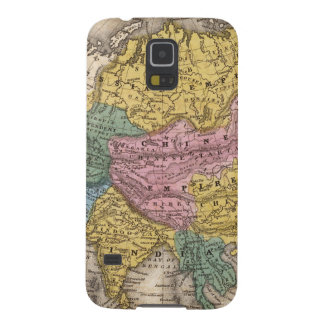Map of Asia Galaxy S5 Cover