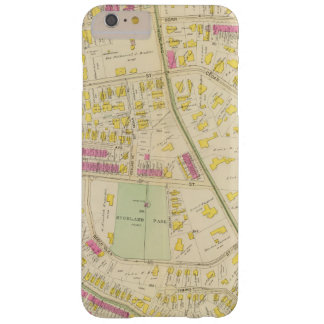 Map of Boston 7 Barely There iPhone 6 Plus Case