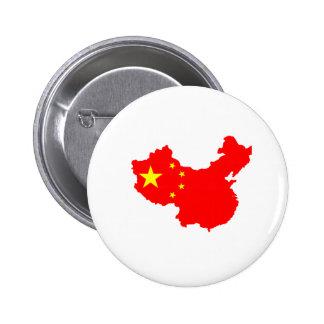 Map of China Pins