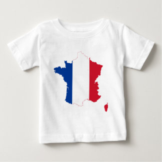 map-of-france-1290790 baby T-Shirt