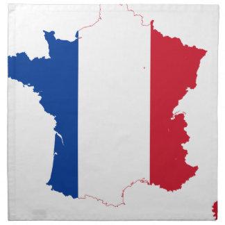 map-of-france-1290790 napkin