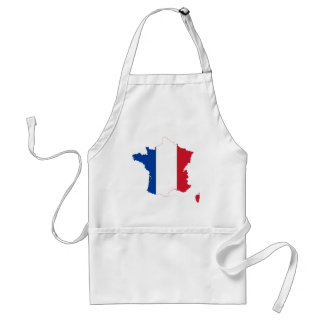 map-of-france-1290790 standard apron