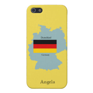 Map of Germany iPhone 4 Speck Case iPhone 5/5S Case