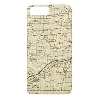 Map of Missouri 2 iPhone 7 Plus Case