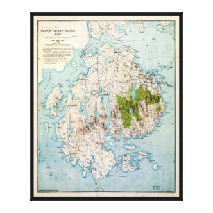 Old Maine Map.Old Maine Map Gifts On Zazzle Ca